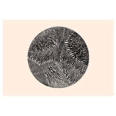 Monomanía Tinta china sobre papel 250 g 56 x 38 cm 440 €