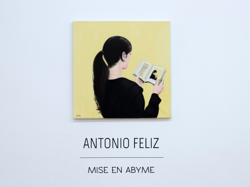 Antonio Feliz  |  Mise en Abyme  |  27.02.2015 – 04.04.2015