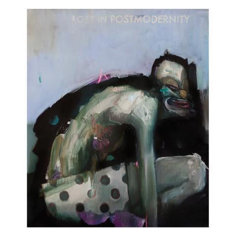 9-perdido-en-la-postmodernidad-clowns-series-50x60cm-oleo-s-madera-1000
