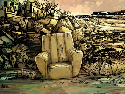 ALICE PASQUINI  |  NOTHING LOST  |  3.02.2017-11.03.2017