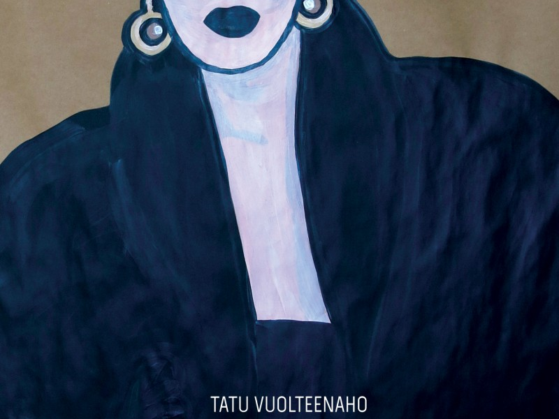 TATU VUOLTEENAHO  | DRAG ATTACK PAINTINGS  |  23.06.2017 – 29.07.2017