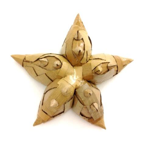 Starfish 1 29 x 9 x 29 cm Cartón y barniz acrílico 2017 340€